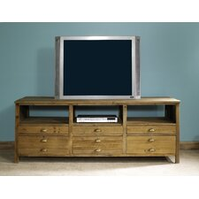 Salvaged Wood TV Stand