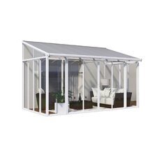 San Remo 4.3 x 3m Greenhouse