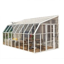 2.6 x 5.1m Greenhouse