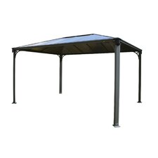 Martinique 4m x 3m Metal Gazebo