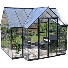 Victory 3.6m x 3.1m Greenhouse