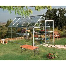 Harmony 1.9 x 2.5m Greenhouse