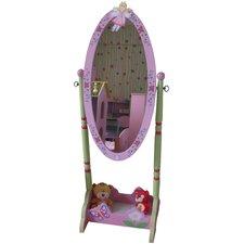 128 cm Garderobenspiegel Fairy