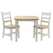 3-tlg. Tisch-Set Brandon