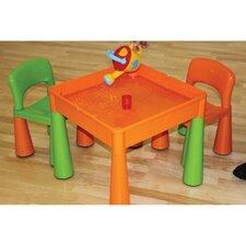 3-tlg. Kindertischgruppe-Set Kindertischgruppe Mehrzweck
