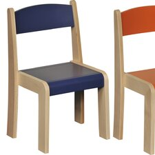 Stacking Chairs (Set of 4)
