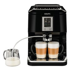 2 in 1 Touch Cappuccino Coffee Machine
