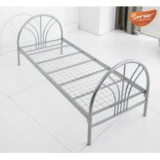 Aliana European Single Wrought Iron Bed