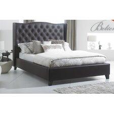 Romana European Double Upholstered Bed Frame