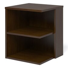 "Currency 28.5"" Corner Unit Bookcase"