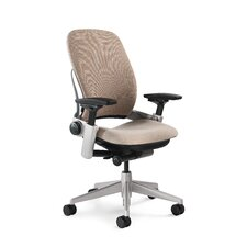 Leap® Mid-Back 3D-Mesh Office Chair