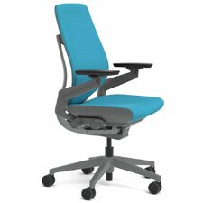 GESTURE Executive Chair with Shell Back