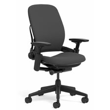 Quick Ship Leap® Fabric Office Chair