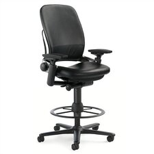 Leap® Leather Chair