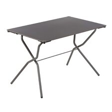 "Anytime 43.3"" Rectangular Folding Table"