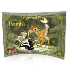 Bambi (Bambi and Butterfly) Vintage Advertisement