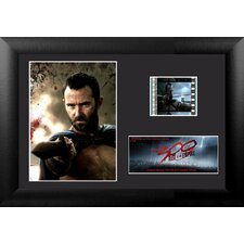 300 Rise of an Empire Mini FilmCell Presentation Framed Vintage Advertisement