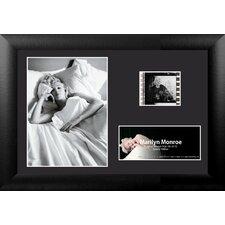 Marilyn Monroe MGC Mini FilmCell Presentation 3 Framed Memorabilia
