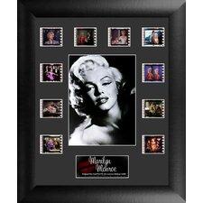 Marilyn Monroe Ten Clip FilmCell Framed Memorabilia