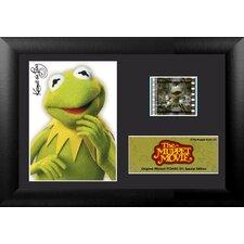 Muppet Movie Mini FilmCell Presentation Framed Vintage Advertisement