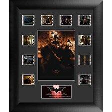 Batman Begins Mini Montage FilmCell Presentation Framed Vintage Advertisement