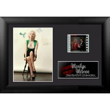 Marilyn Monroe MGC Mini FilmCell Presentation Framed Vintage Advertisement
