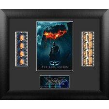 Batman The Dark Knight Double FilmCell Presentation Framed Vintage Advertisement