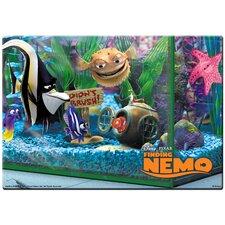 Finding Nemo (The Tank) Vintage Advertisement Plaque