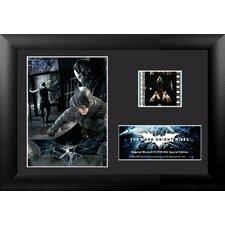 Batman The Dark Knight Rises Mini FilmCell Presentation Framed Vintage Advertisement