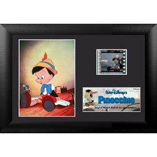 Pinocchio Mini FilmCell Presentation Framed Vintage Advertisement