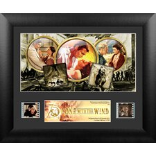 G1 with The Wind 75th Anniversary Framed Memorabilia