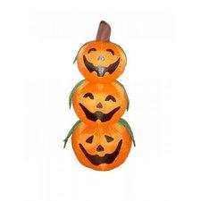 Halloween Inflatable 3 Pumpkins Decoration