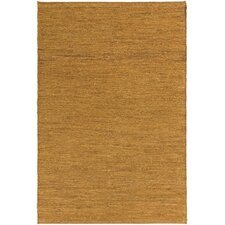 Purity Sydney Hand-Woven Pumpkin Area Rug