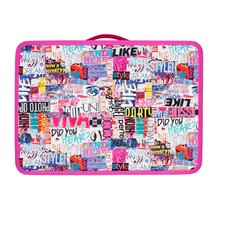 Cover Girl Lap Desk