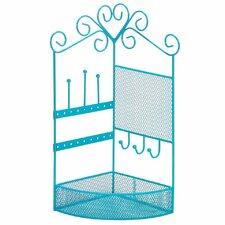 Corner Storage and Jewelry Holder