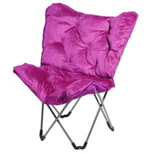 Sparkle Butterfly Side Chair