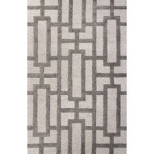 City Ivory & Gray Area Rug
