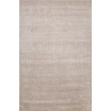 Lustre Solid Ivory/White Rug