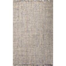 Tweedy Gray Solid Area Rug