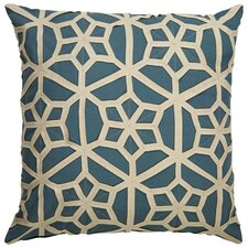 Dante Geometric Pattern Throw Pillow