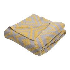 Trinity Handloom Modern Throw Blanket