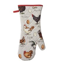 Chicken and Egg Oven Glove