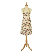 Cotton Strawberry Apron