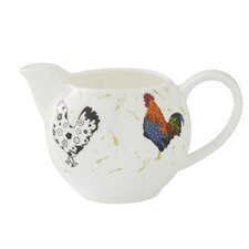 Rooster Cream Milk Jug
