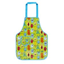 PVC Monsters Childs Apron