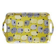Dotty Sheep Large Tray