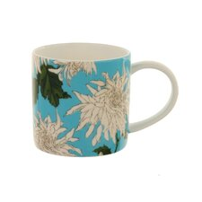 Chrysanthemum Straight Sided Mug (Set of 4)