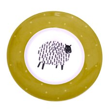 Dotty Sheep 19.2 cm Side Plate