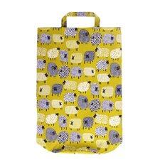 Dotty Sheep Laundry Bag
