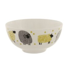 Dotty Sheep Bowl